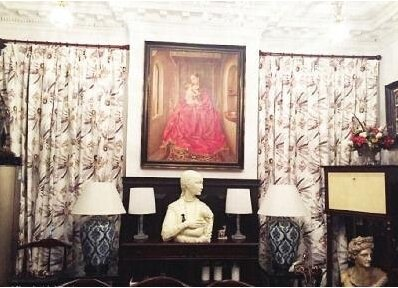 郭敬明被曝在上海买三栋洋房 卧室设有密码锁