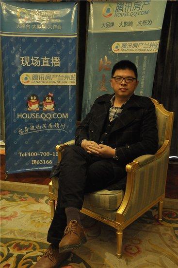 城企业(西北)集团区域营销总监罗钦洪_频道-兰州