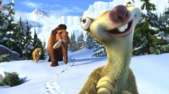 3d立体画版的《冰河世纪》将再现经典!