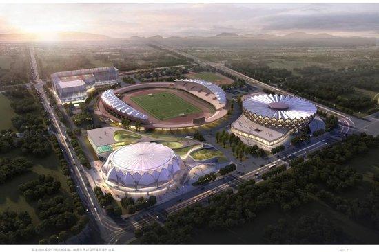 丽水市游泳网球馆PPP项目获得核准建设