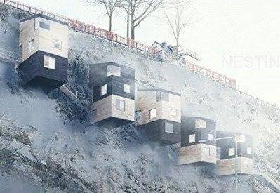 建筑师发明另类别墅 可解决住房危机