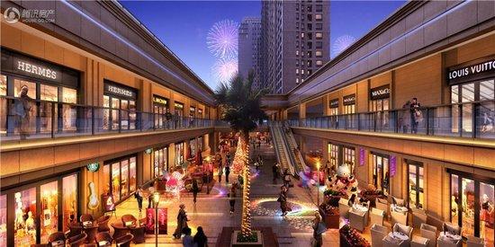 小Q跑盘:华侨总部龙头铺 唯一的城市综合体