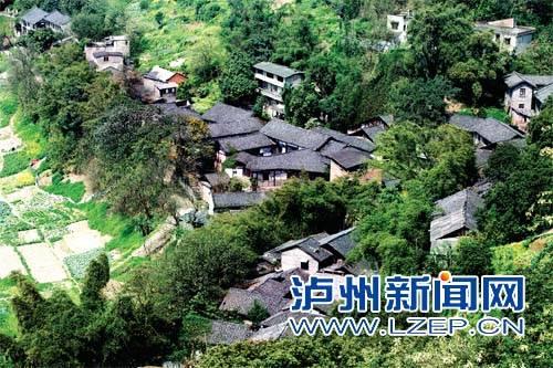 泸州沙茜建古镇文化旅游综合体 打造文化旅游街区