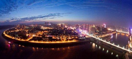 泸州鸿通·翡翠滨江:百强地产,凌驾千载展泸州魅力