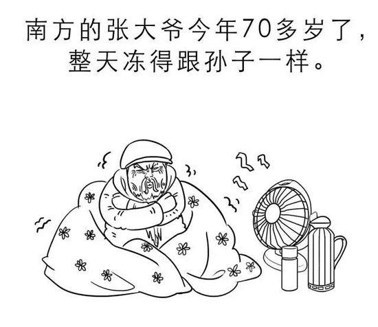 格兰春天首玺:北方人过冬靠暖气,南方人过冬靠火(正)锅(气)!