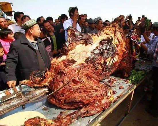 天下第一烤 非洲国宴首现酒城!