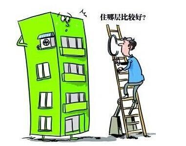 买房知识第五十九期:教您如何根据楼层选房