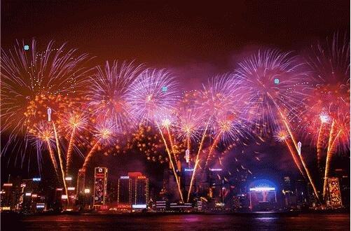 12月30日 鸿通海上威尼斯陪你一起跨年!