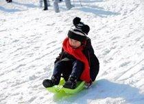 曾家山儿童滑雪券免费送