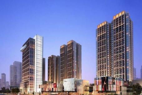 樊华地产助推石桥新城区域商圈蝶变
