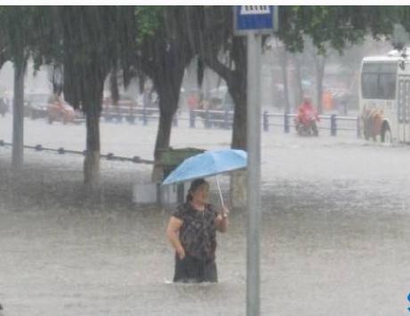 一场雨 让绵阳人民知道了买房还要看地势