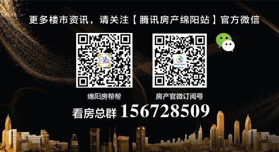 10月涪城区房价地图:均价7500 稳中微涨