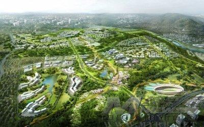 """科技城集中发展区激活绵阳""""脉动""""能量"""