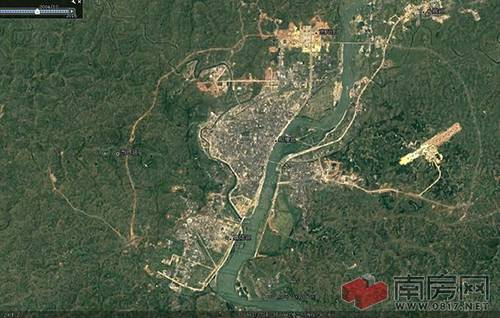 1988-2017 图解南充30年城市版图变化