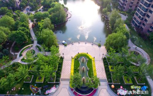 践行绿色环保,欧陆皇家园林成为南充品质生活增长点!