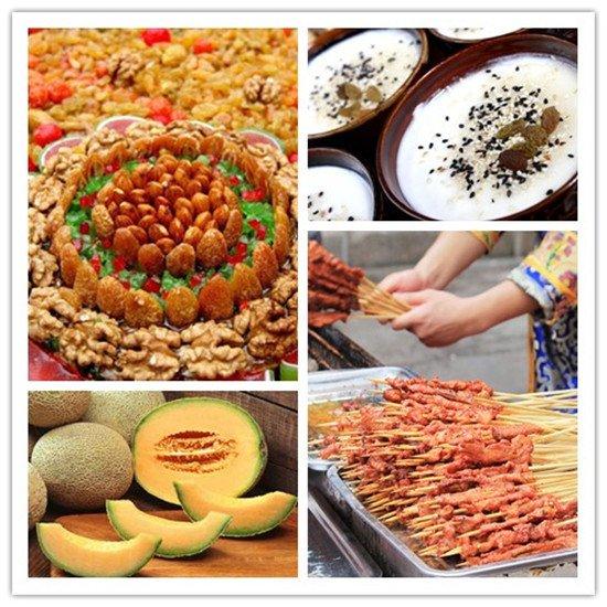 南充新的吃货地儿:烤骆驼盛宴之彩排(一)
