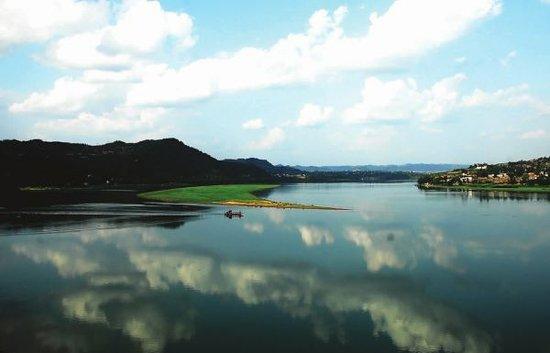 绿色发展 蓬安打造全国知名生态旅游目的地