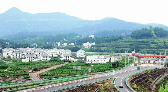 正宗道家九字真言�_营仪阆高速公路初步设计方案获批准(图)