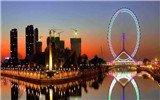 中国人口最多六大城市