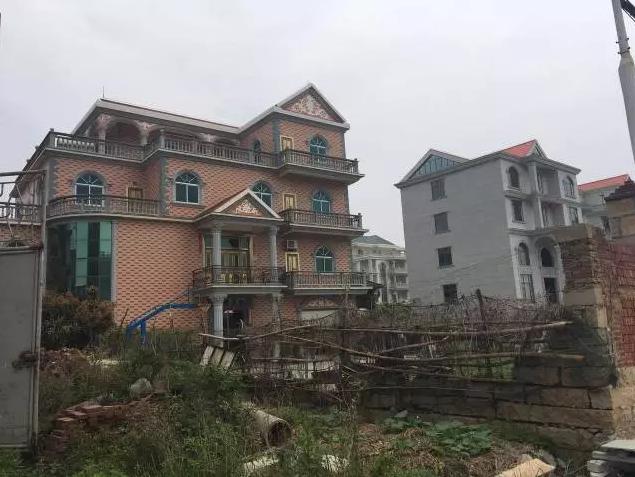 莆田系别墅老家游医曝光和普通住宅实景怎么区分图片