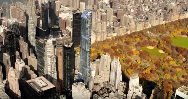 7亿多的顶层公寓,随便一块石头都值350万,买不起还看不起吗