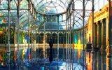 韩国艺术家建造彩虹宫殿