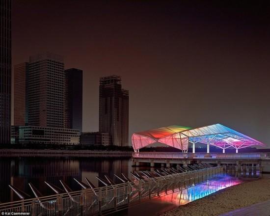 你在这儿吗?中国未来这些城市或最危险