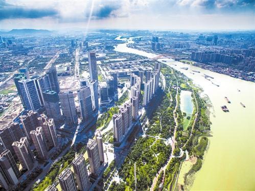 房企城市群格局观:深度介入产业