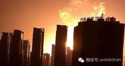 【突发】天津滨海爆炸 万科、合生、万通等小区受害