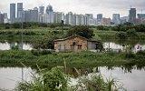 直击城市边界的深圳与香港