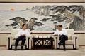 """万达637亿""""世纪大交易""""后 王健林首见省部级高官"""