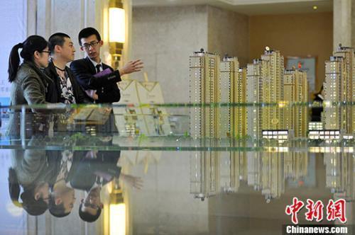南京等二线城市今年房价连续数月环比回落