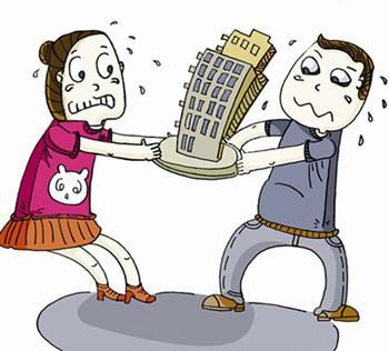 爹爹病故 母子三人闹上法庭争房产 儿子:大房子是我的!