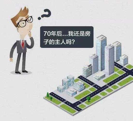 房子70年产权到期后该如何处置 三种可能方案要注意