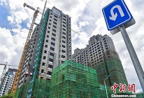 一二线城市楼市量价双跌 房地产市场拐点初现