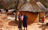非洲穷人和富人的住房差别