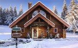 圣诞老人之家将出售 建成近两个世纪