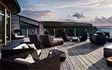 世界最绚丽酒店顶层风光