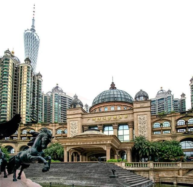 再有百强房企抢滩清远,曾建广州标杆豪宅
