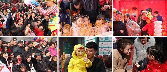 60万人欢庆 河北第三届燕赵文化节圆满成功