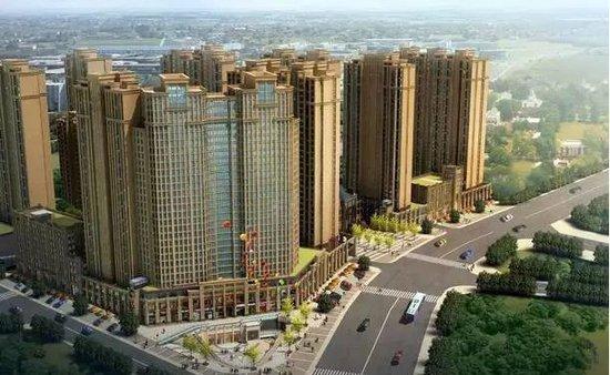 华泰·咸阳中心礼献咸阳 打造区域商业新标杆