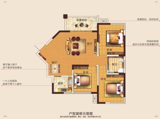 今年过年不买房,要买就买塞纳国际4988元/㎡精装房!