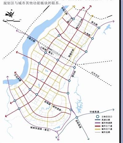 《宜宾市南部新区控制性详细规划暨城市设计》出炉