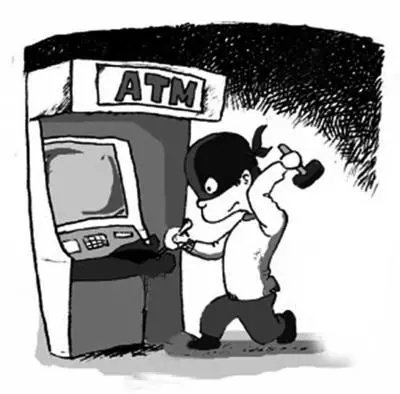 凌晨1时许,辍学少年银川街头持水泥块砸银行ATM机…