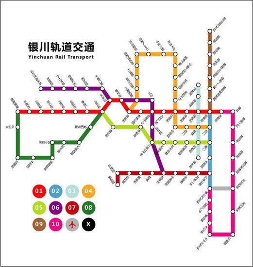 手绘线条图像线路图