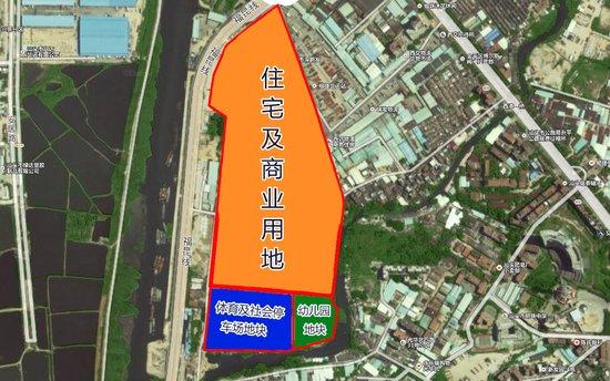 西区又添新项目!占地约73亩将规划建设住宅、商业、幼儿园及停车场