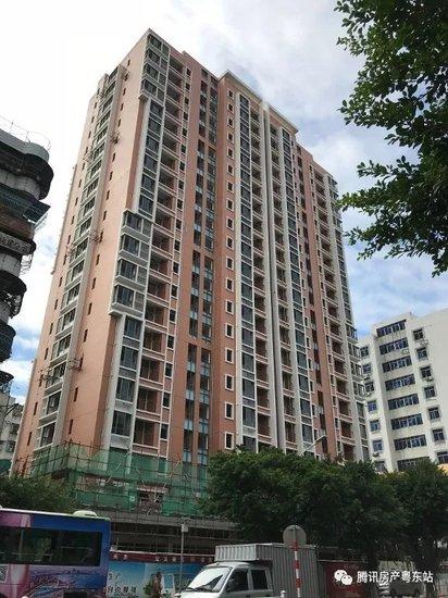 进度:丽水雅轩正在进行外竹架拆除 将于2018年交房