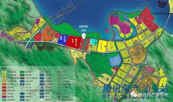 南滨片区将开拍今年首宗商业用地!项目位置原来在这