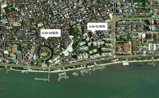 2017年的汕头的地王可能就在这 滨港南片区新增住宅用地规划