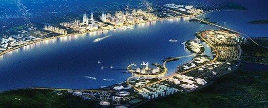 汕头海湾新区建设创新型产业集群布局设想